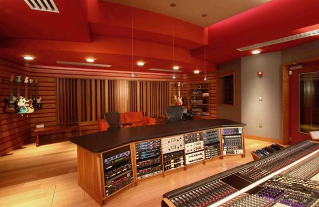 Studio Control Room 2