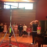 August, 2013 - Big Dance Theater at Guilford Sound