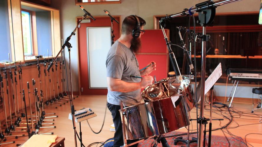 Josh Quillen Steel Drum
