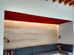 Fabric panles from Crestone Acoustical Solutions