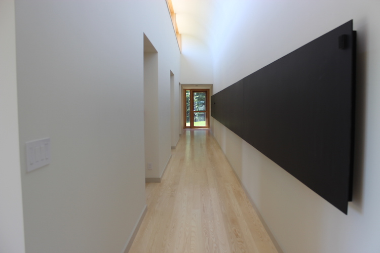 Chalkboard Hallway